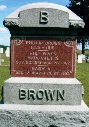 26 DS 17 N BROWN, PHILLIP BROWN,