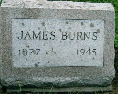 Burns Aged 80 YRS 16 S BURNS,