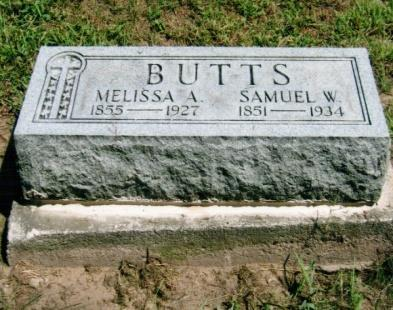 BUTTS, SAMUEL W.