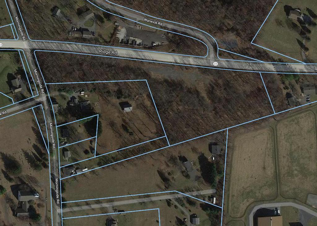 2578 Ridge Road Elverson, PA Partnership. Performance. PERFECT OPPORTUNITY FOR COMMERCIAL OWNER OCCUPIER > 8.26 acre development site in Warwick Township > 8.