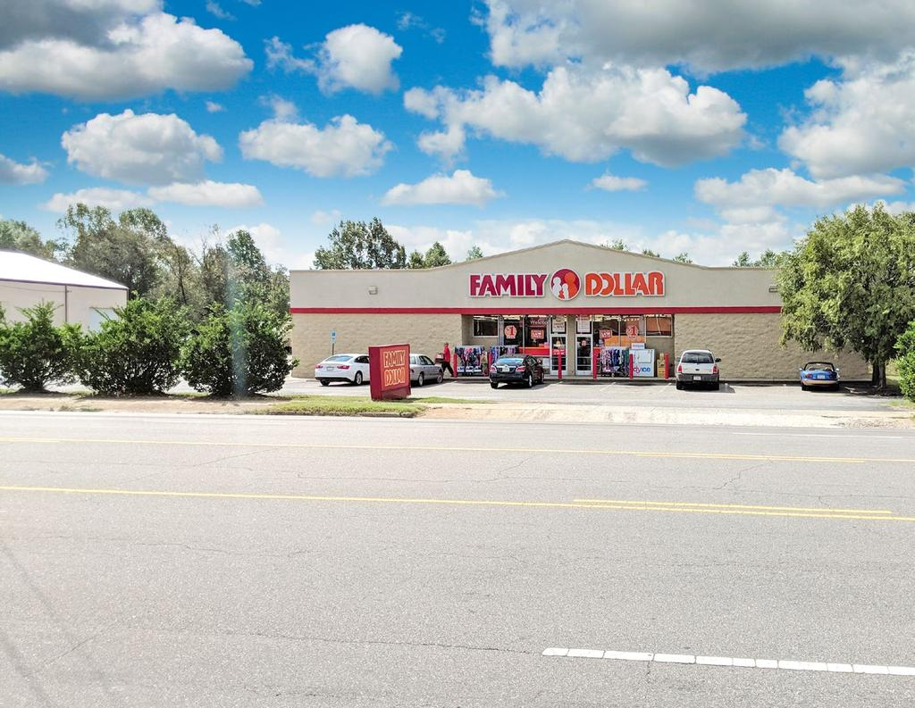 SINGLE TENANT INVESTMENT OPPORTUNITY