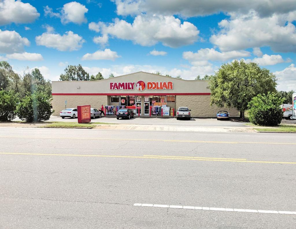 RENT ROLL LEASE TERM RENTAL RATES TENANT NAME SQUARE FEET LEASE START LEASE END BEGIN INCREASE MONTHLY PSF ANNUALLY PSF RECOVERY TYPE OPTIONS Family Dollar 8,450 SF 07/18/2000 12/31/2028 Current -