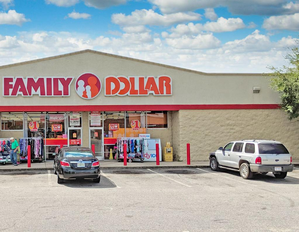 BRAND PROFILE FAMILY DOLLAR Family Dollar Stores, Inc. operates a chain of general merchandise retail discount stores primarily for low- and middle-income consumers in the United States.