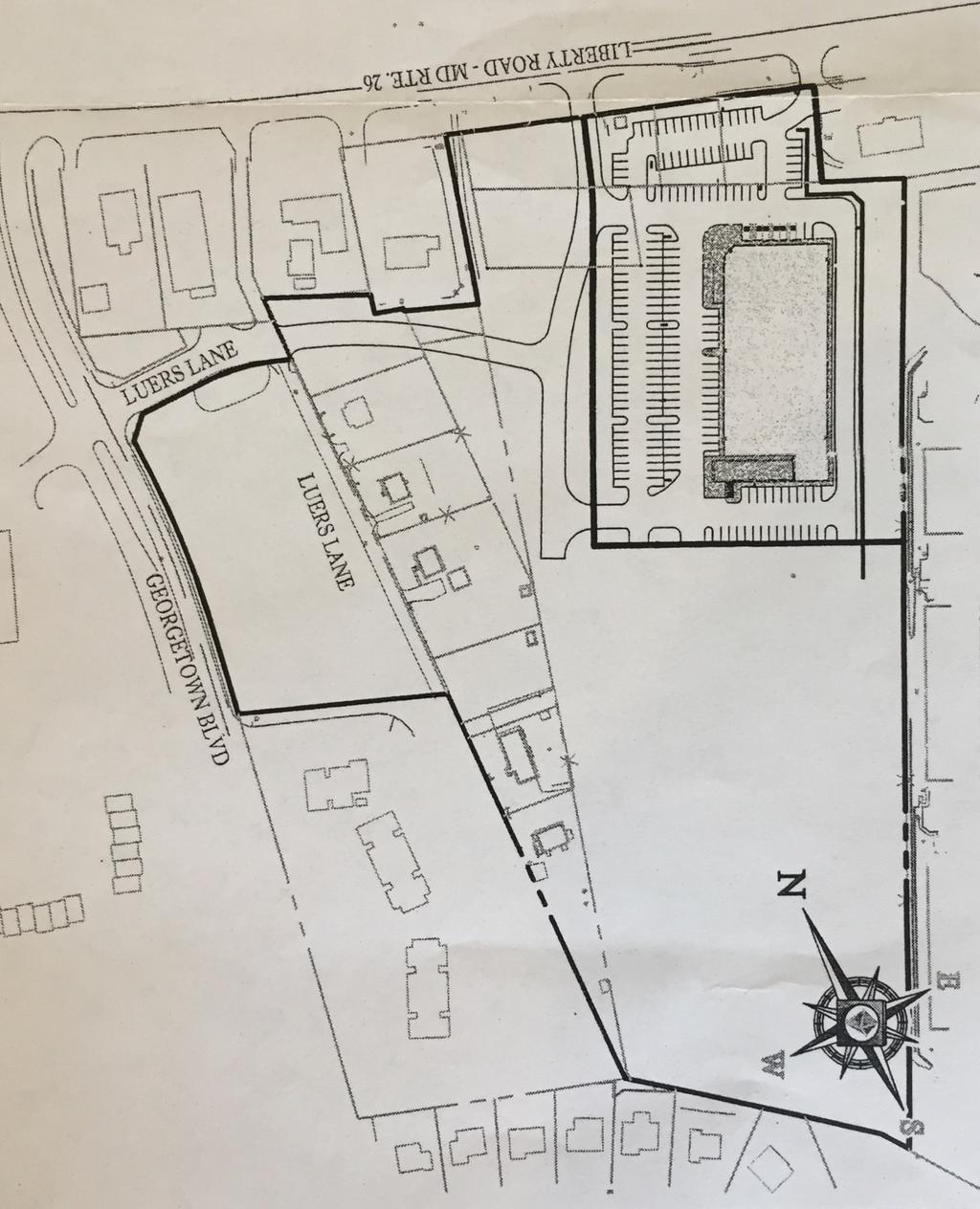 Reasons For Rejecting The LIDL Site Plan March 29, 2017 Background - On Wednesday, April 5, the Carroll County Planning and Zoning Commission is meeting to hear, among the various matters on its