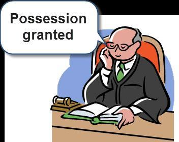 The News with Simon Thirtle» A Ground 7A possession claim -