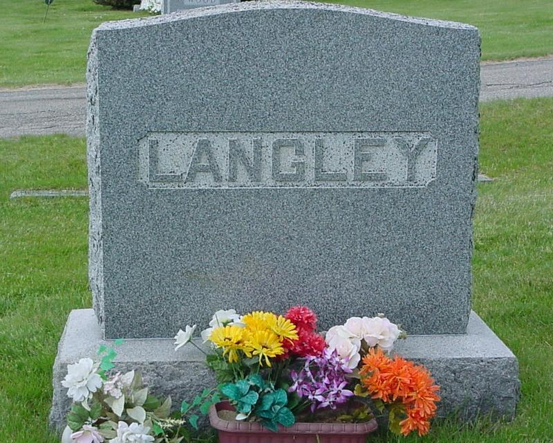 Langley Edwin F.