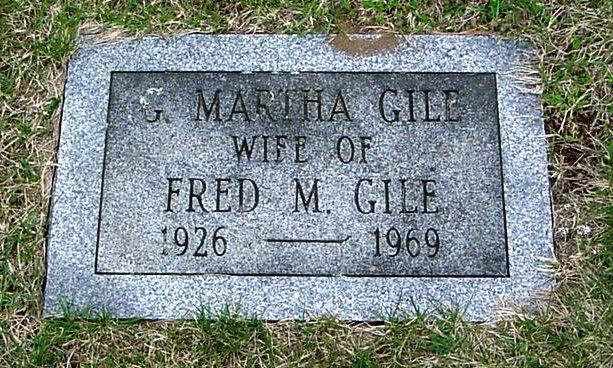 Gile (Continued) Fred M.