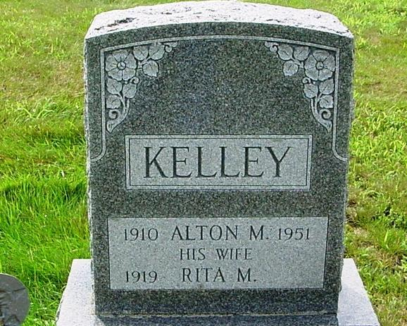 Kelley Alton M.