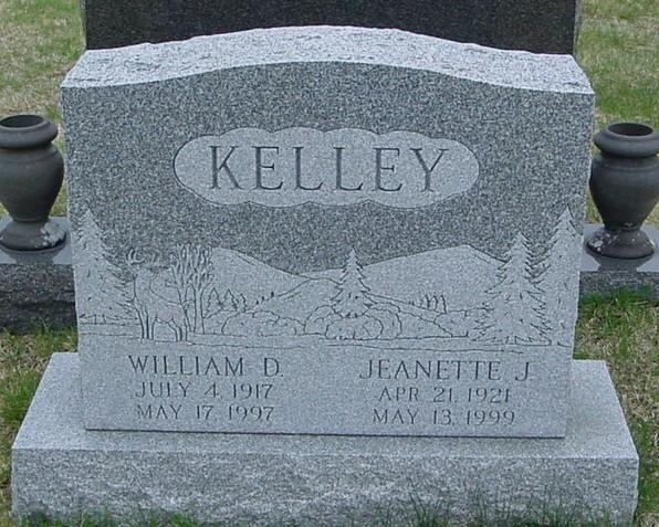 Kelley, 1919- Parrish William D.