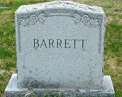 Barrett Robert