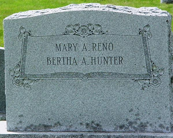 Reno, Hunter Hunter,