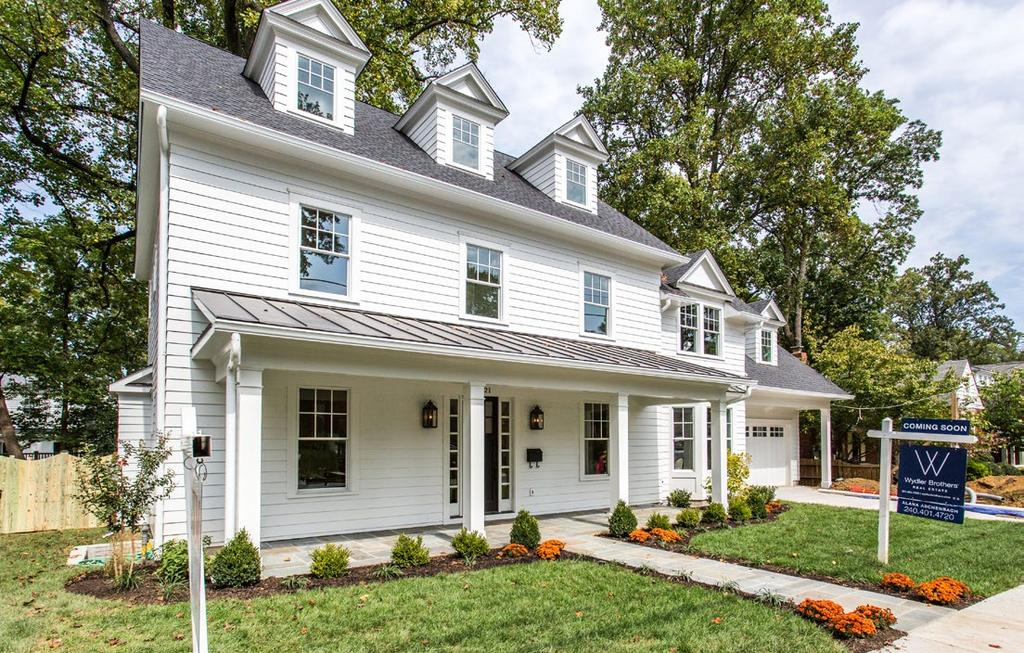 NEW CONSTRUCTION HOME IN COVETED BETHESDA NEIGHBORHOOD 4621