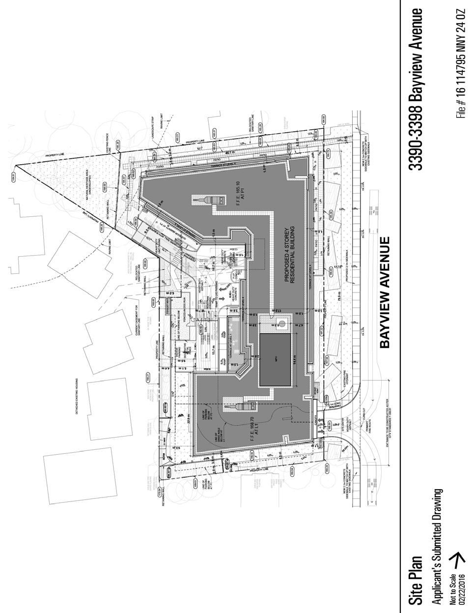 Attachment 1: Site Plan Staff report for action