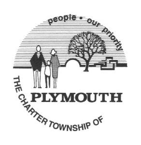 Fee Schedule Planning & Zoning CHARTER TOWNSHIP OF PLYMOUTH Effective September 13, 2017 APPLICATION TYPE REZONING & CONDITIONAL REVIEW TOTAL REQUIRED AT TIME OF APPLICATION $2,900, plus $50 per