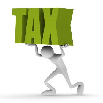 Income tax When resident in the UK, it is entirely the Landlords responsibility to inform the Inland Revenue of rental income received, and to pay any tax due.