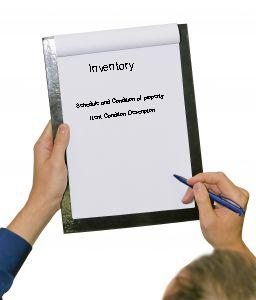 The inventory It is most important that an inventory of contents and schedule of condition be prepared, in order to avoid misunderstanding or dispute at the end of a tenancy.
