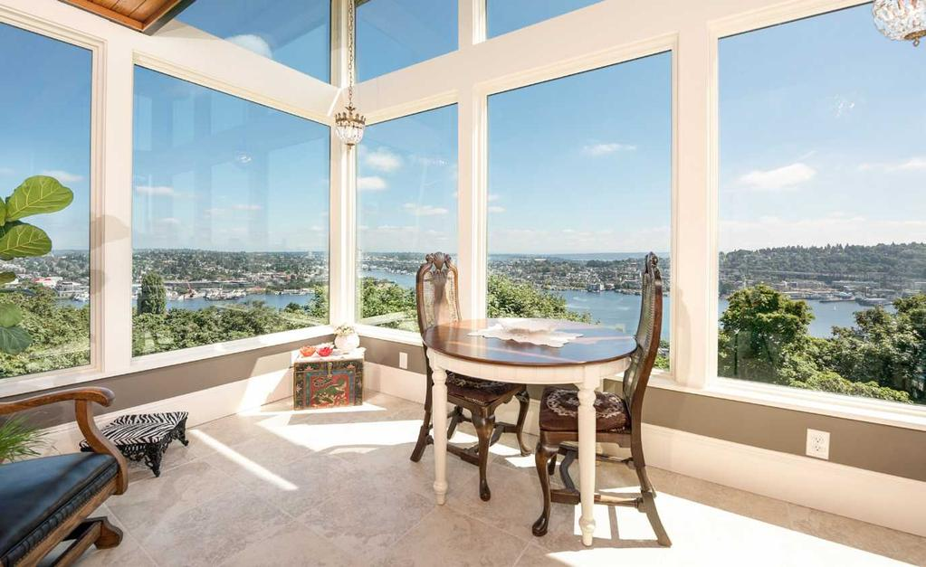 Investment Highlights Excellent opportunity to purchase a mansion triplex on the east side of Queen Anne, with commanding views Stunning panoramic views of