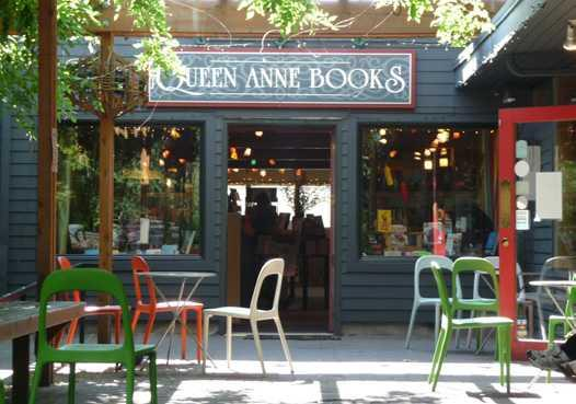 Seattle visit Queen Anne for its nightlife, restaurants and famous park attractions Served by Rapid Ride and