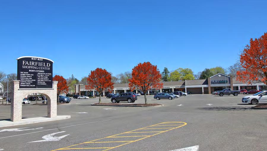 Retail Space for Lease in Neighborhood Shopping Center Fairfield, Connecticut 06824 For Lease at $24.