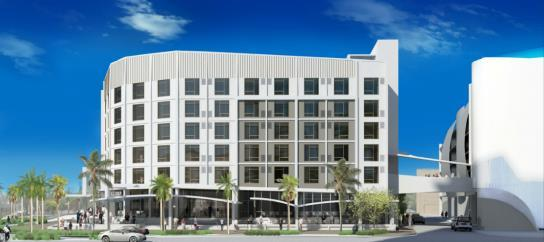 PROJECT IMAGE PROJECT/LOCATION DEVELOPER CONST. VALUE STATUS PERMIT Hotel Sarasota 1255 N. Palm Ave. Adjacent to Palm Ave.