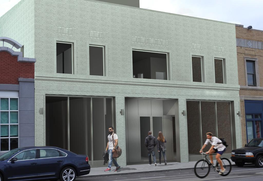 Nestled in the heart of the Crossroads Arts District, the beautifully remodeled 2018 Main Street building will be Kansas City s newest urban core redevelopment addition.