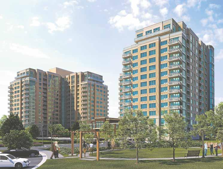 Luxury Apartments Popping Up Renters want resortlike amenities and access to transportation.