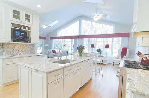 Then, in February, an already locally-honored gourmet kitchen was named category best ( kitchen above $150k ) in the 10-state southeastern region.