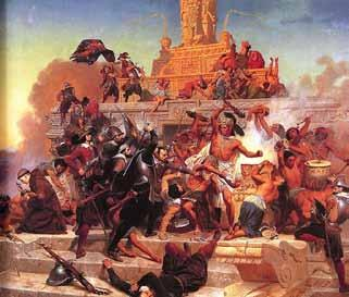 The Second Spanish Attempt to Conquer Mexico By Daniel Nardini It is not very well known that the Spanish Empire tried in fact to retake Mexico after Mexico succeeded in gaining independence in 1821.