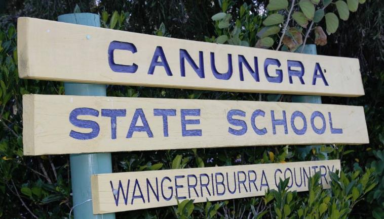 A tree was planted in 1918 at Canungra State School in memory of the late Private Alexander Arthur Duncan.