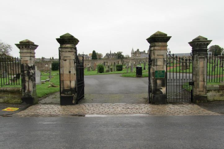 Bennochy Cemetery, Kirkcaldy, Scotland. Bennochy Cemetery, Kirkcaldy, Scotlandcontains 33 Commonwealth War Graves. 25 graves are connected to World War 1 & 8 are connected to World War 2.