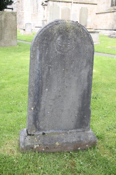 POSITION See Plan J4 Headstone IN AFFECTIONATE REMEMBRANCE OF CATHERINE WIFE OF WILLIAM