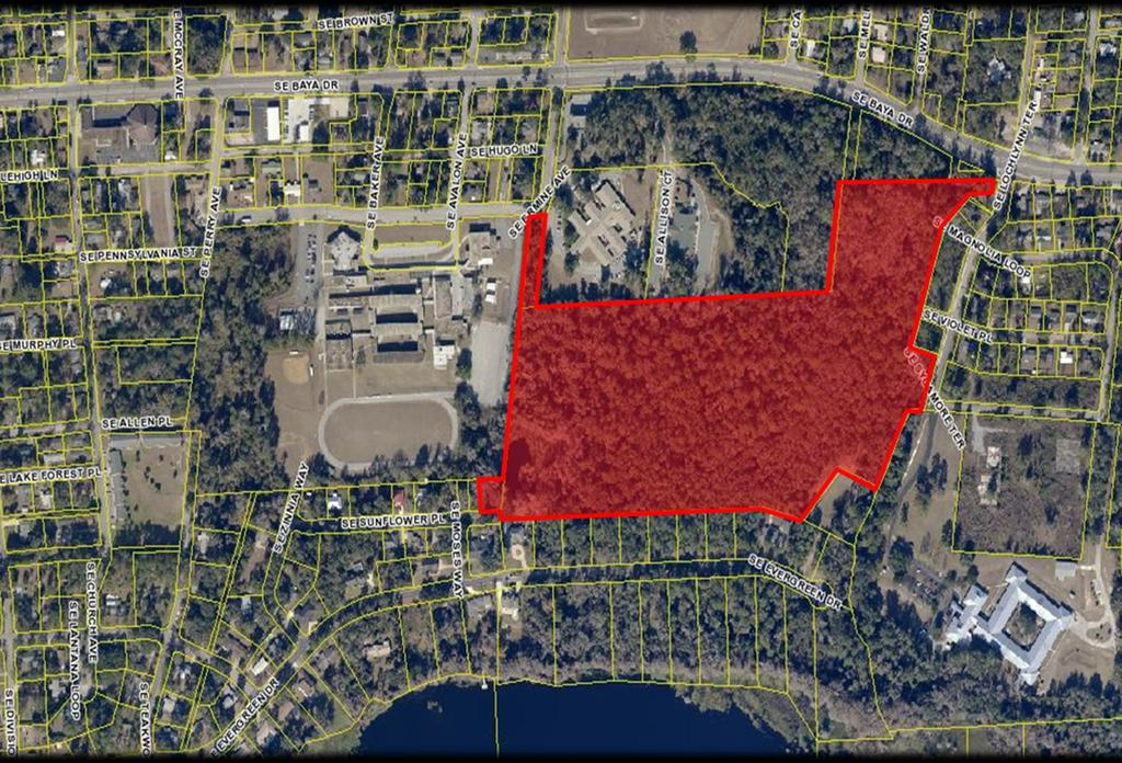 Residential Development Tract For Sale!