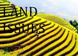 CHAPTER IV 4. Land Issues: 4.1 Land Ownership: In Vietnam, land cannot be owned either by individuals or by entities, whether they are Vietnamese or foreign.