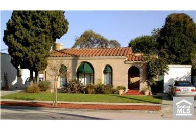 20 6,400 7 Property Description: Perfect Spanish Starter In Historical California Heights Location.