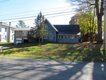 Main St, Turin $89,900 3 BR/1 bath home with updated windows & siding.