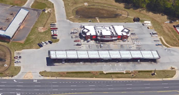 Farrs Bridge Rd. 44,000 cars/day White Horse Rd. OFFERING PRICE $ 5,436,200 7840 White Horse Rd. Greenville, SC 29611 Building Size 5,700 +/- SF Lot Size 3.