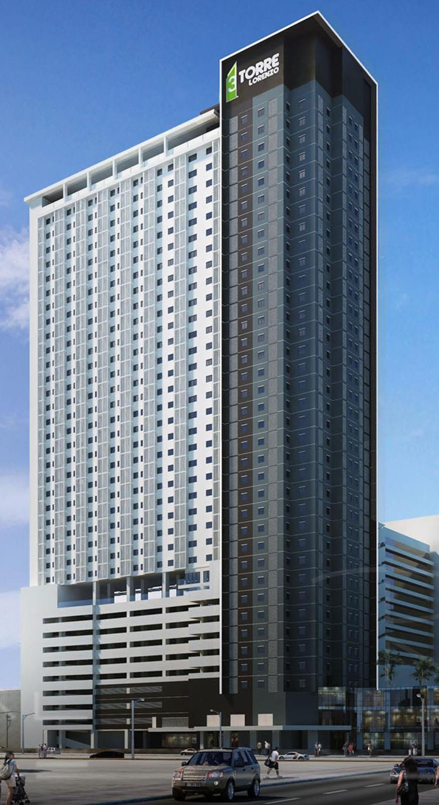 BUILDING Project OVERVIEW Overview SKY LOUNGE 8 TH P2 FLOORS - RESIDENTIAL LEVEL 7 AMENITY &