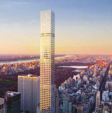 ABOUT OWNERSHIP NYC 432 Park Avenue Largest Residential Tower in North America Chicago 625 N.