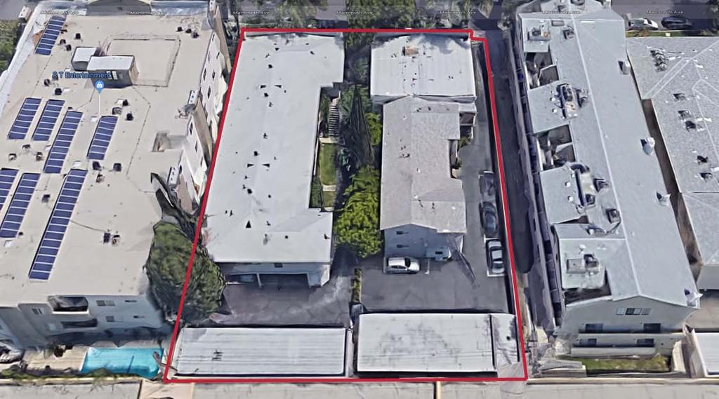 Multi-Family - Maps AERIAL PHOTOS This information has been secured from sources we believe to be reliable; however we make no representations or warranties,