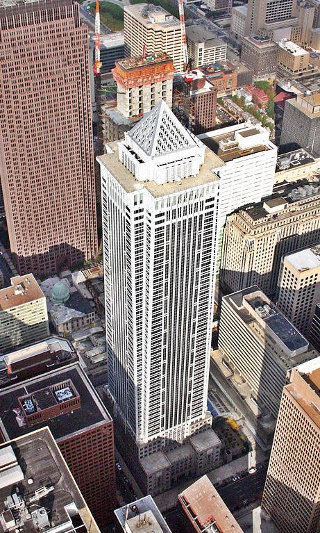 , will be leaving the Mellon Bank Center located at 1735 Market Street. Both tenants are expected to vacate in 2016.