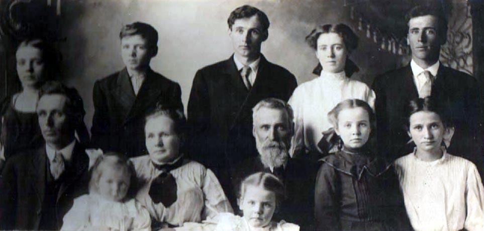 Family of Alzira Elizabeth
