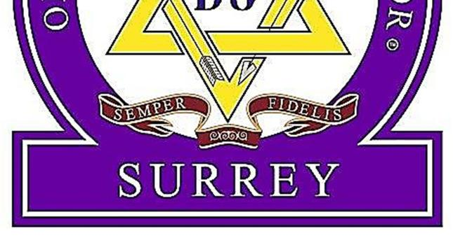 CONCLAVES OVERSEAS PROVINCIAL GRAND CONCLAVE OF SURREY