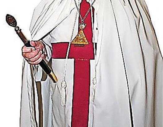 THE HOLY ROYAL ARCH KNIGHT TEMPLAR PRIESTS OR ORDER OF HOLY WISDOM Ian T D Smith Grand Superintendent