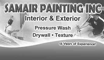 Back Winter Folks REPAIRS /RE-MODELING - PAINTING - BATHROOMS - KITCHENS - ALL TYPES OF HOME MAINTENANCE ETC.