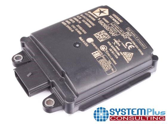 Continental SRR3-B 24GHz Blind-Spot Radar - PDF