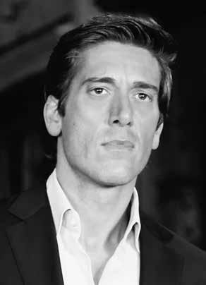 KEYNOTE SPEAKER David Muir The senior class officers of the Class of 2018 have selected David Muir, Emmy-winning journalist and anchor of ABC World News Tonight with David Muir, to address degree