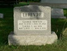 Laura LONG George Newton married Laura LONG 2,4. Born on 2 May 1855.