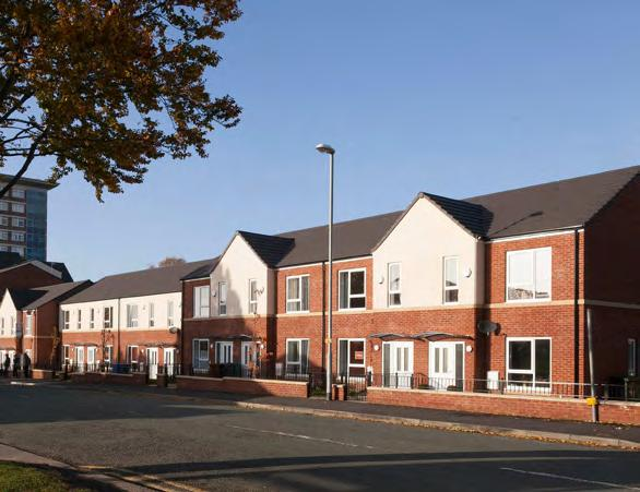 Introduction As a provider of social and affordable housing, Wythenshawe Community Housing Group has a number of statutory and regulatory obligations that it must carry out.