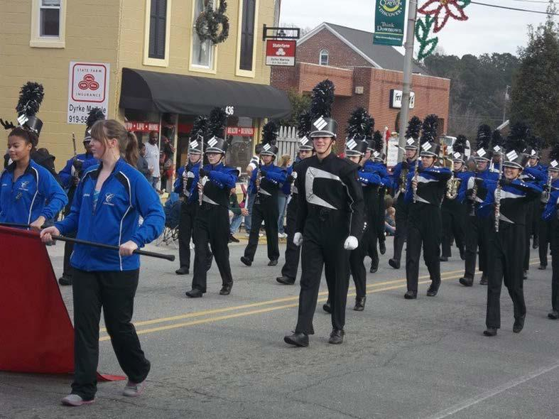 Christmas Parade Today