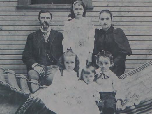 (Top Row) Jane, Clinton, Estella, Flora (Bottom Row) Frank, John, and Bill From Top 1.